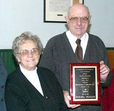 Robert and Elizabeth Whalen