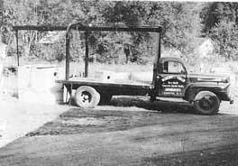 Tank Truck 1950's
