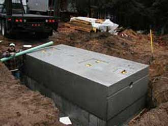 1500 Gal 2 Compartment Septic Tank Witherbee And Whalen